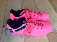 Football shoes/boots UK junior size 11.5 (EU size 30)