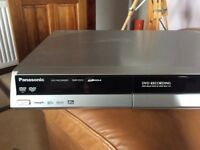 Panasonic DVD player / Recorder