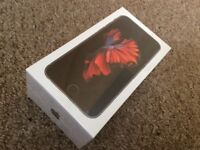 iPhone 6s 32GB - Brand new and Sealed