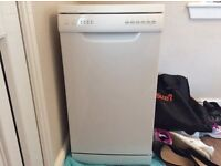 Brand new slimline dishwasher