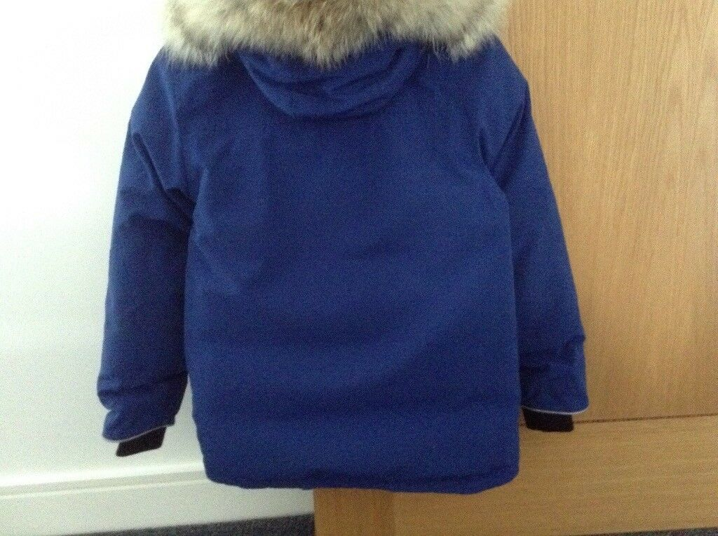 Canada Goose Boys Coat Size Large 14 16 Excellent