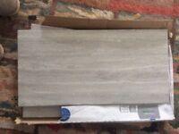 10 x600x300floor and wall ties Wickes Eden Grey