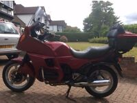BMW K1100 Low Mileage 11 months MOT Sell or swop