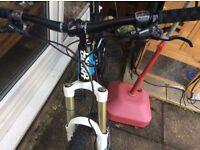 Bike giant treans 4