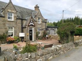 Part-time Chef required for busy country inn