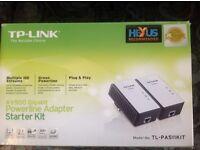 TP LINK POWERLINE ADAPTER.