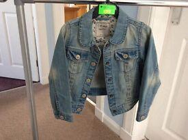Denim jacket (age 3 - 4yrs)