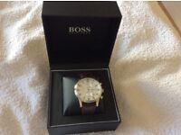 Men's Boss wristwatch