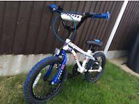 "16"" Junior BMX Bike"