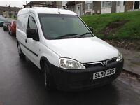 Vauxhall combo 1.7 dti 2007