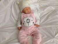 REBORN BABY TEGAN by LAURA LEE EAGLES