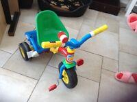 Childs trike