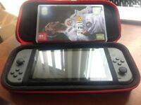 Nintendo Switch 32GB Grey Console (with Grey Joy-Controller)