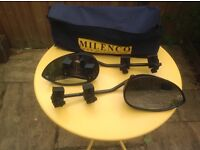 Milenco aero mirrors