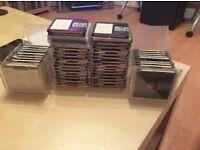 53 used minidisc's
