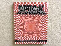 Optical Illusions hardback book