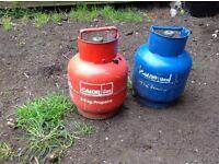 3.9kg bottles calor gas