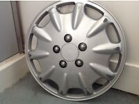 Vauxhall Astra wheel trims x2