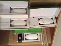 4x brand new Meraki Cisco Outdoor mesh repeaters