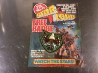 Star Lord Comics Rare 1978 Issue 1, 2, and 3 and 13 other issues.