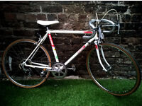 """1988 RALEIGH RACER Road Bike, 19"""" Frame, 5 Speed, VGC! SERVICED & WORKING"""