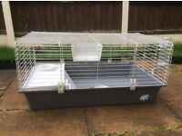 Rabbit 100 Guinea Pig Or Any Other Rodent Cage, like new