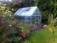 Palram 8ft x 6ft greenhouse