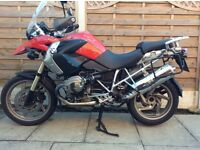 BMW R1200GS 2011 immaculate condition