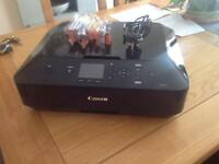 Canon MG5450 all in one wifi printer