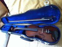 3/4 Size German Violin