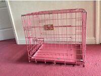 Dog Crate (medium sized)