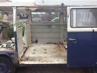 1972 VW T2 Crossover Campervan