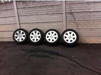 Bmw alloys 5 x 120 16""
