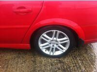 Vauxhall SRI alloys( ford alloys) 5x110, 5x109,5x112