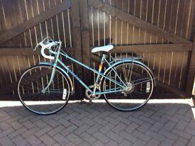 Ladies Peugeot Bicycle