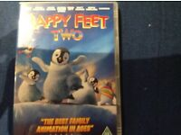 Happy Feet Two DVD R2 perfect condition