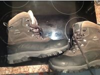 Karrimor thinsulate work boots ( hiking boots ect) size 8/5