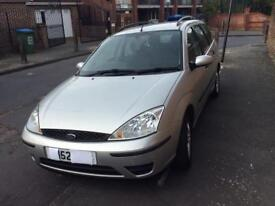 Ford Focus estate in condition