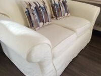 Pair of sofa sofa 2 seater sofas