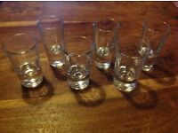 6 Shot Glasses