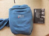 Close Caboo organic cotton Baby carrier. VGC