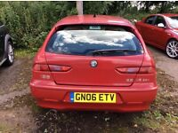 Alfa Romeo 156 2.5 V6 24v spare parts or repair