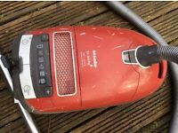 Miele S8 Cat & Dog Vacuum Cleaner - Parts Use Only