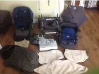 BARGING - BUGABOO CAMELEON IN VERY GOOD CONDITION