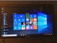 Toshiba Laptop C850 with new battery 6GB RAM,320 Hard-drive good graphics HDMI