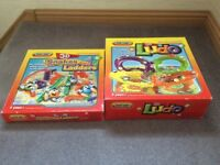 3D Snakes and Ladders Game and 3D Ludo Game