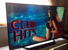 "LG 65"" Smart ULTRA HD 4K TV-65UF770V with built in Wifi,Freeview HD, Netflix,Excellent condition"