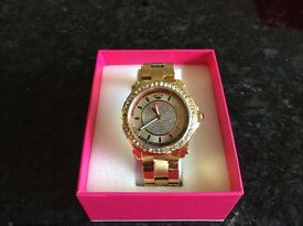 Juicy Couture - Rainbow Pedigree Watch - Limited Edition - RRP £175