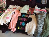 Girls bundle of clothes age 8-10