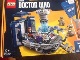 LEGO DOCTOR WHO 10+